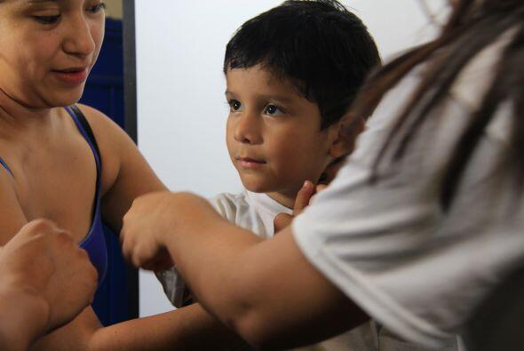 Este niño es uno de muchos niños que seran el futuro de nuestra nación.
