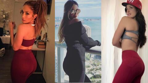 Jennifer López, Shannon de Lima y Dayanara Torres son mujeres gua...