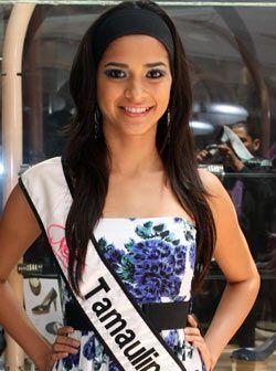 Nuestra Belleza Tamaulipas, Ana Karen Abdala, nació hace 20 a&nti...