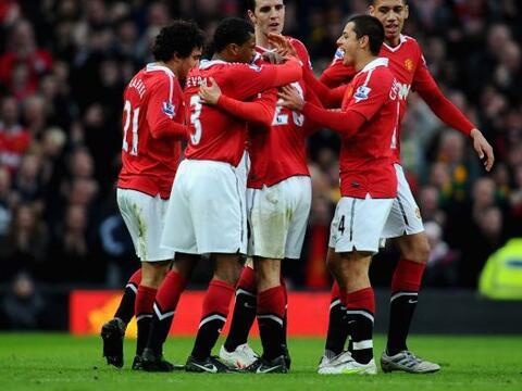 El Manchester United se metió en las semifinales de la Copa de In...