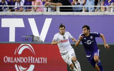 Philadelphia Union saca un valioso empate en su visita a Orlando