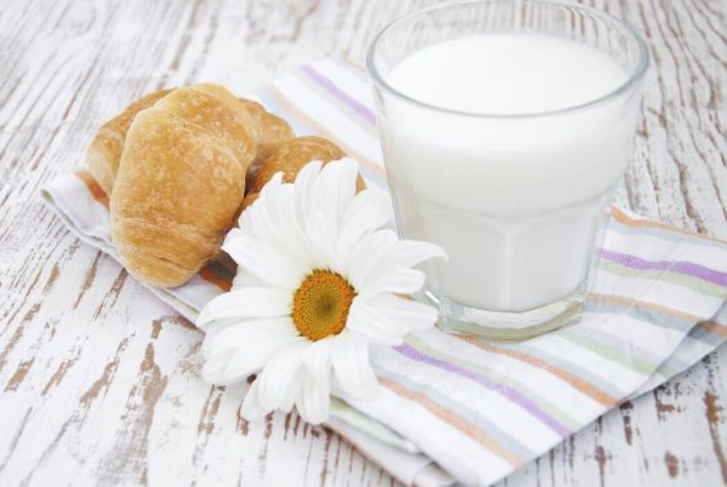 La leche promueve la reconstrucción muscular, por eso es fundamental par...