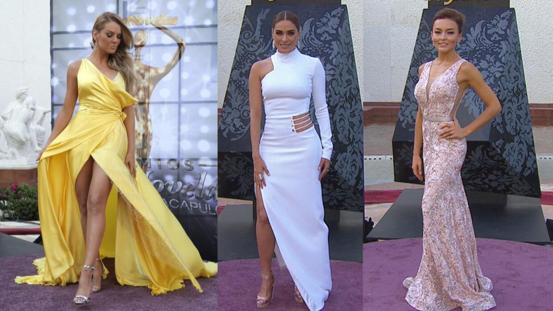 El Fashionómetro: Los mejor y peor vestidos de Premios TVyNovelas 2016