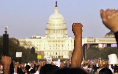 La celebración del primero de mayo busca convertirse en una movilización...
