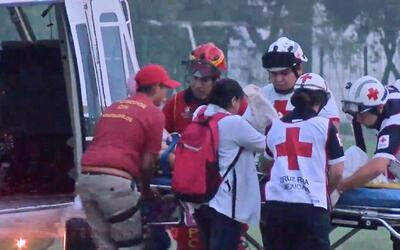 Cuatro niños hondureños resultaron heridos de bala cerca a la frontera d...