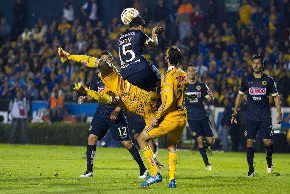 4.- Mejorar en marcación: Damián Álvarez evidenci&o...
