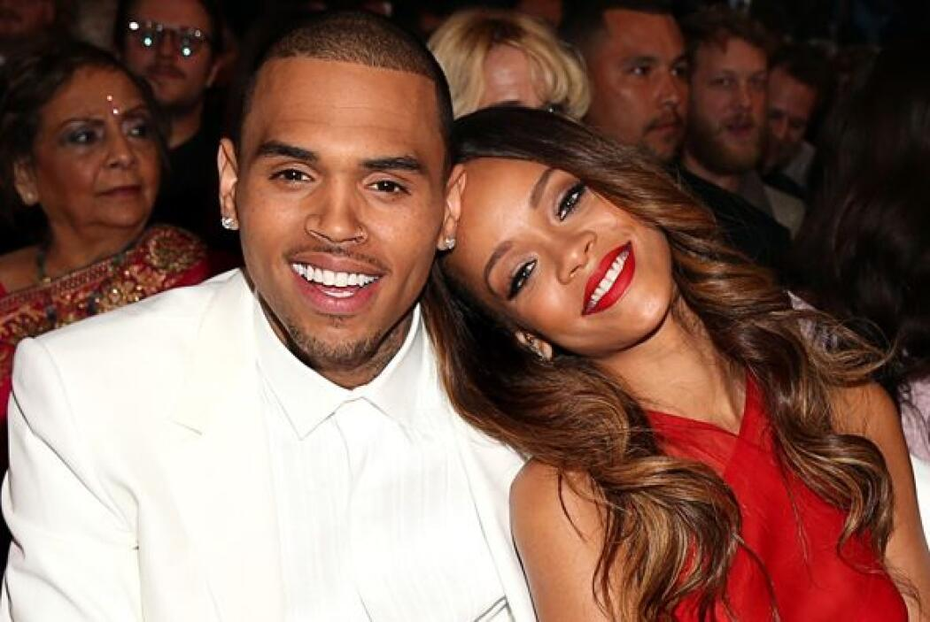 Todo iba bien, pero al parecer su segundo truene fue porque Rihanna quer...