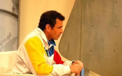 Punto y Seguido: Ping Pong con Henrique Capriles, lo que piensa de Hugo...