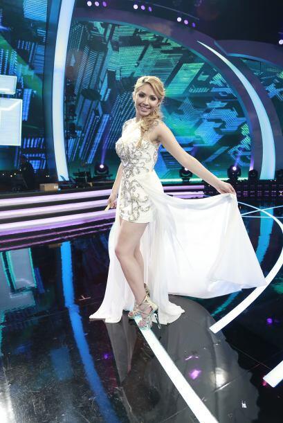 Paloma Carrasco espera seguir en la competencia.