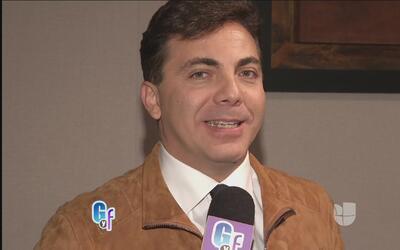 Cristian Castro sigue buscando la pareja ideal para poder casarse