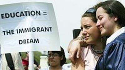 Miles de estudiantes indocumentados reclamarán por el 'Dream Act' en Was...