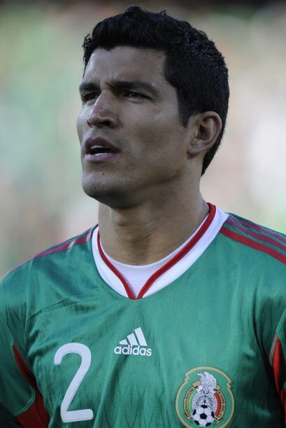 Como central tenemos al mexicano Francisco Javier Rodríguez, quie...