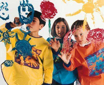 Pequeños artistasEn el Flor y Canto Summer Art Camp tus hijos podrán enr...