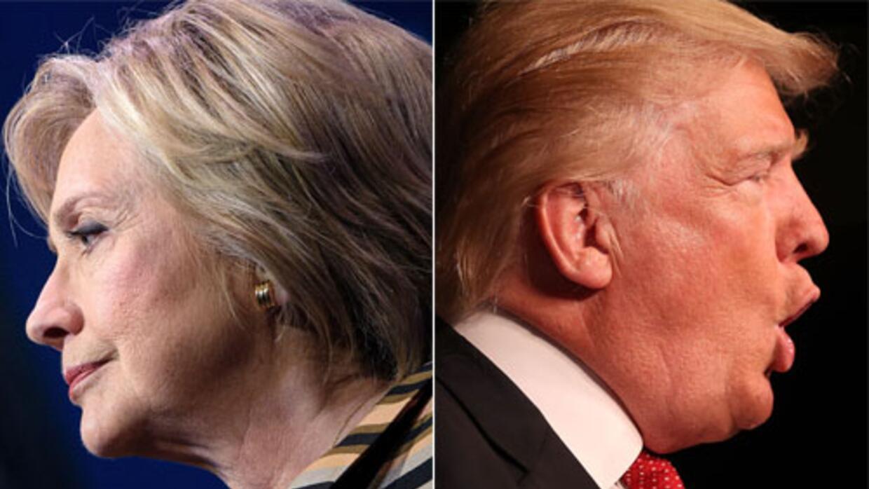 Los planes migratorios de Hillary Clinton y Donald Trump no tienen nada...