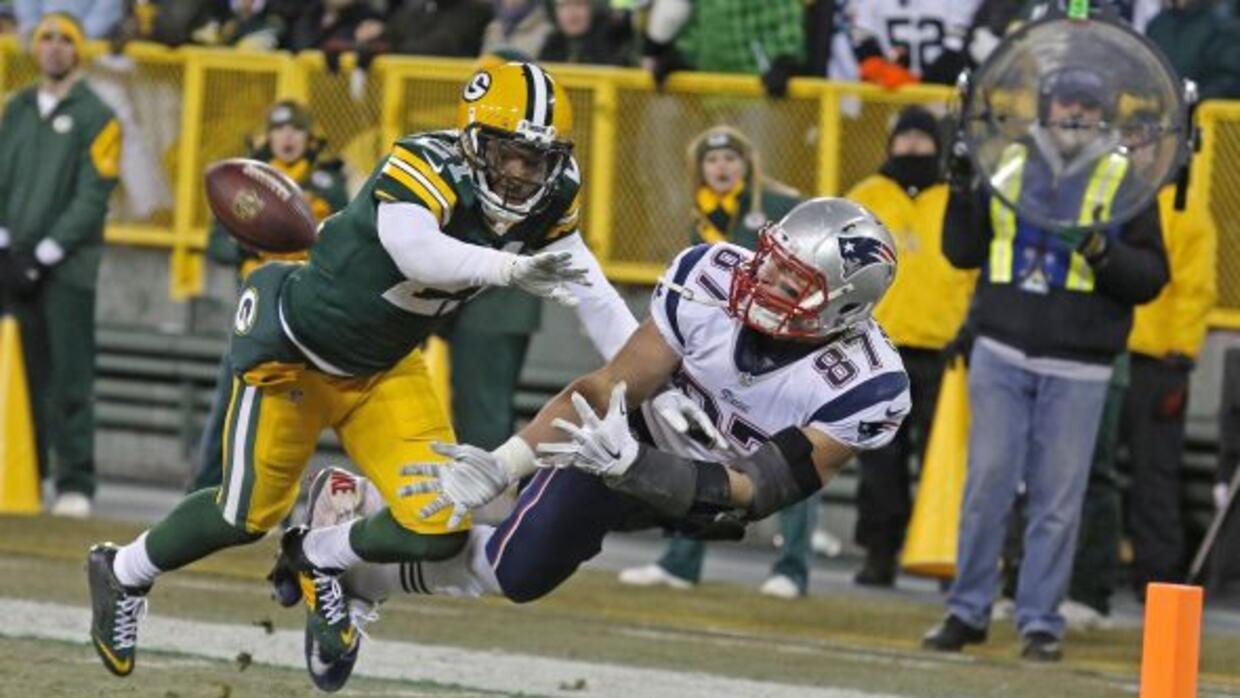 Green Bay Packers vs. New England Patriots para la Semana 1 de la pretem...