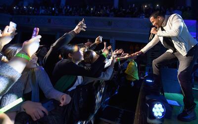 Romeo Santos volvió a paralizar el Bronx con una tremenda sorpresa
