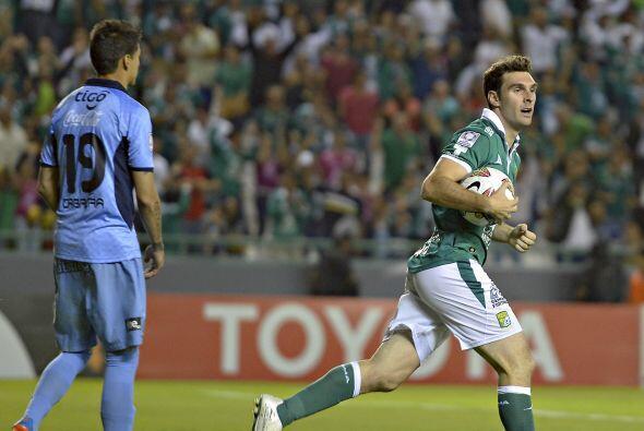 Mauro Boselli anotó el 2 - 2 definitivo ante Bolívar. 'La...