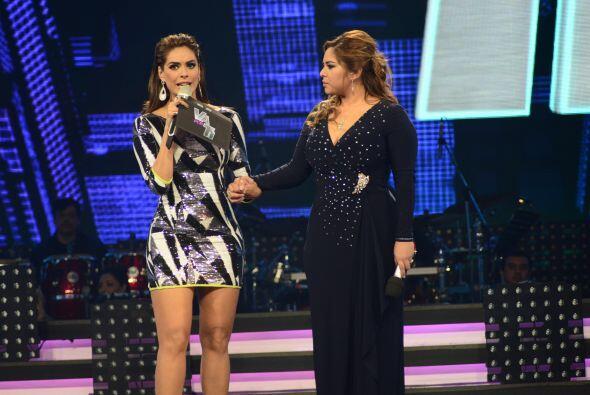 Galilea anunció que Vivian competirá contra Michelle Lardiere, ganadora...