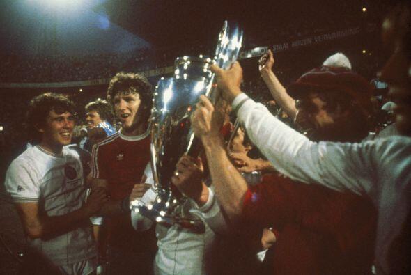 Por tercer año consecutivo, en 1982 el título era para un...