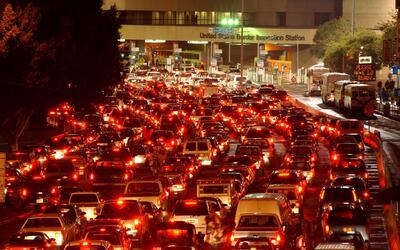 El tráfico intentaba entrar a Estados Unidos desde Tijuana, M&eac...