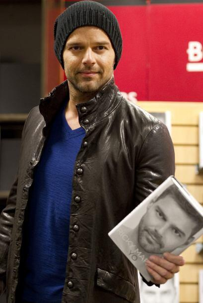 El cantante puertorriqueño Ricky Martin reveló en su página de la red so...