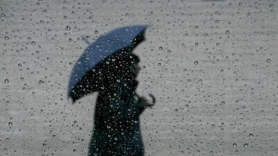 Lluvias en California