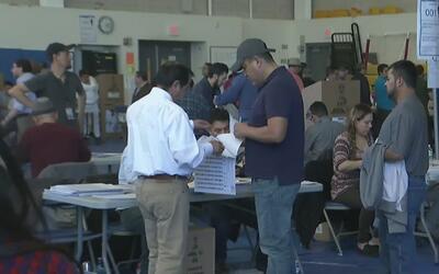 ¿Dónde pueden votar los ecuatorianos que viven en Nueva York, Nueva Jers...