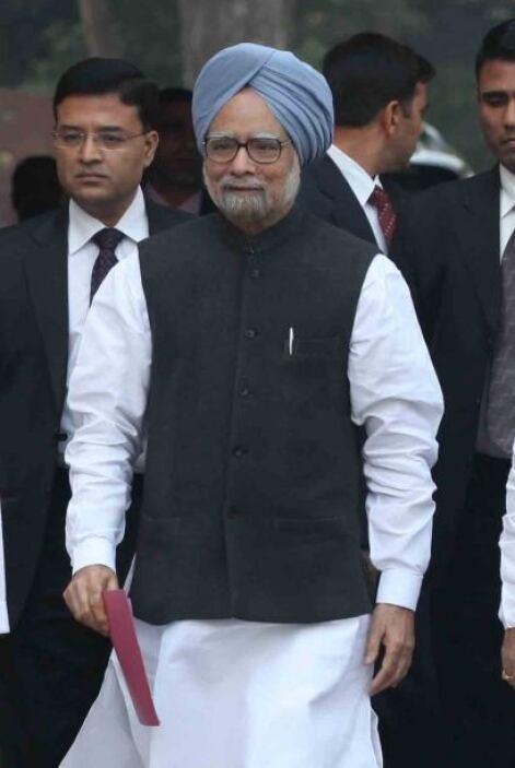 19. MANMOHAN SINGH  Puesto- Primer ministro de India.  Organización- Gob...