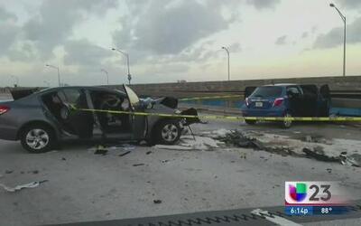 Familiares piden justicia tras fatal accidente automovilístico