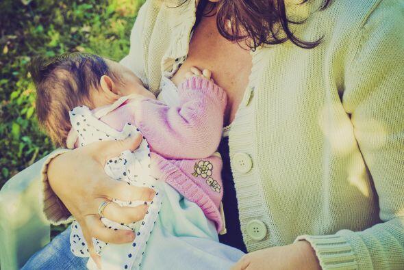 Porque, además, está comprobado que la lactancia materna tiene múltiples...