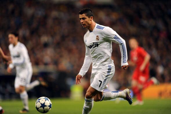 Ahora era el turno del Real Madrid si es que deseaba acceder a la final.