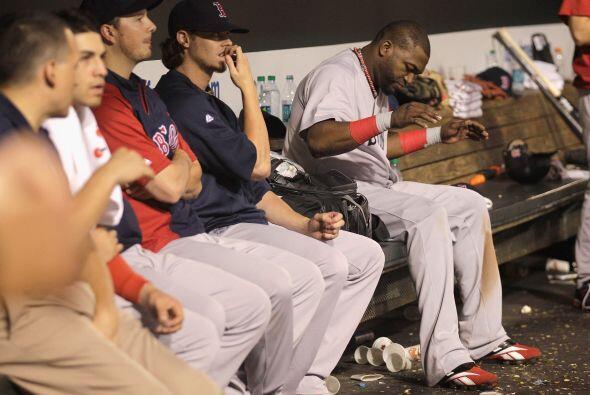 """Red Sox de Boston """" La nueva era de los 'patirrojos' quizás..."""