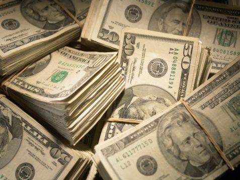 .El dólar está lleno de misticismo, señales ocultas...