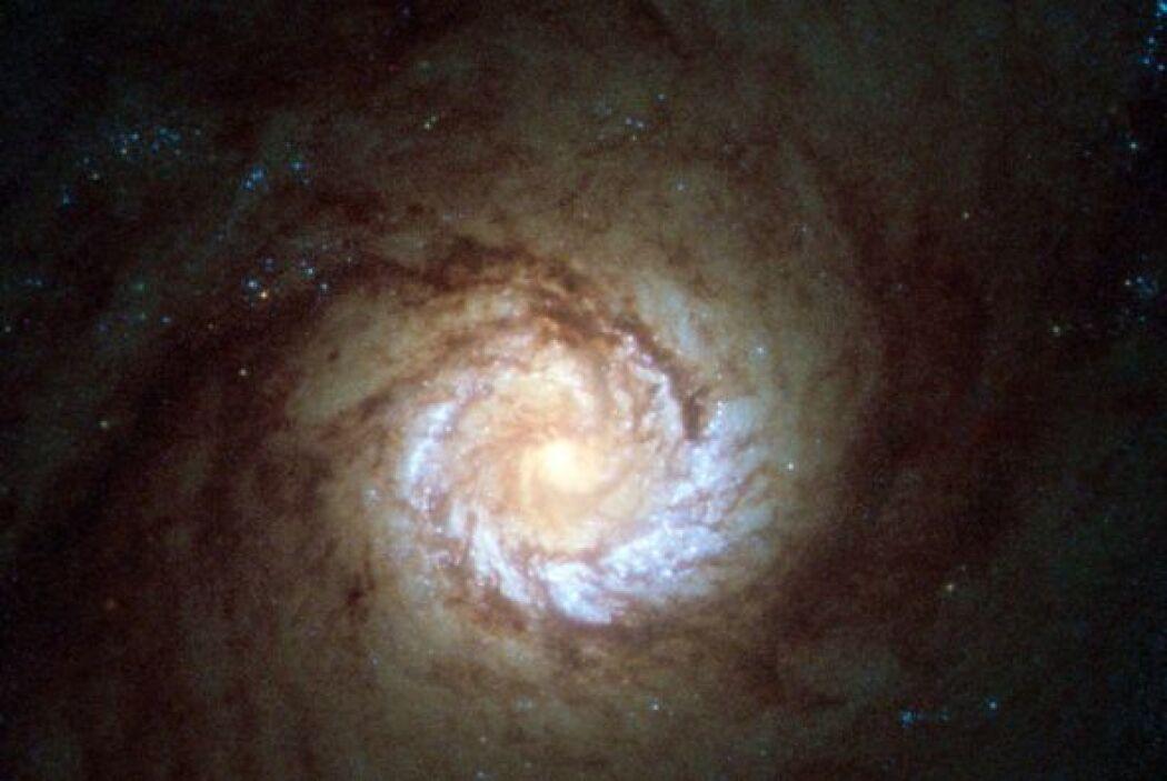 Esta nueva imagen del Hubble es la imagen más nítida jamás hecha del núc...