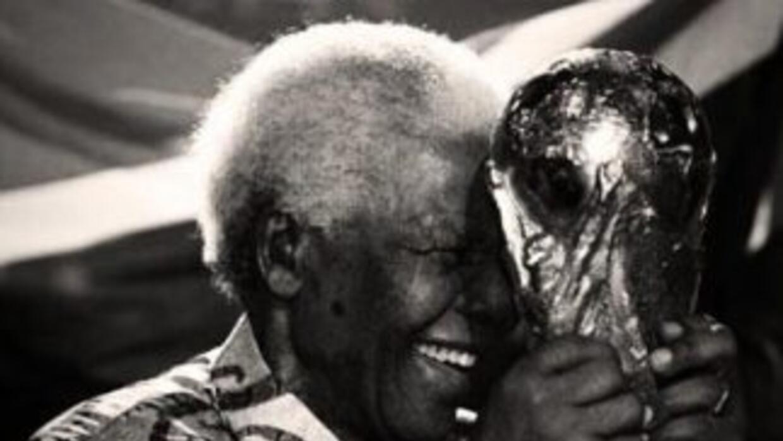 """""""El deporte tiene el poder de cambiar el mundo"""", señaló Mandela."""