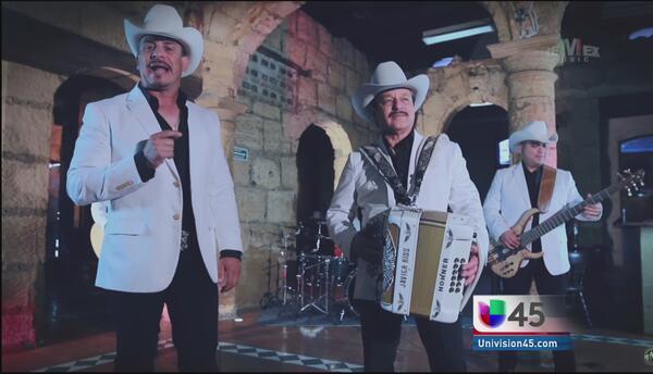 Los Invasores de Nuevo León pondrán a bailar a Houston