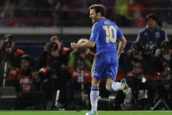 Con el 1-0 desde el minuto 17 vía Juan Mata, parecía que los regios tení...