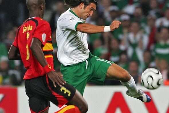 Angola fue el segundo rival de México, en un partido de pocas lle...