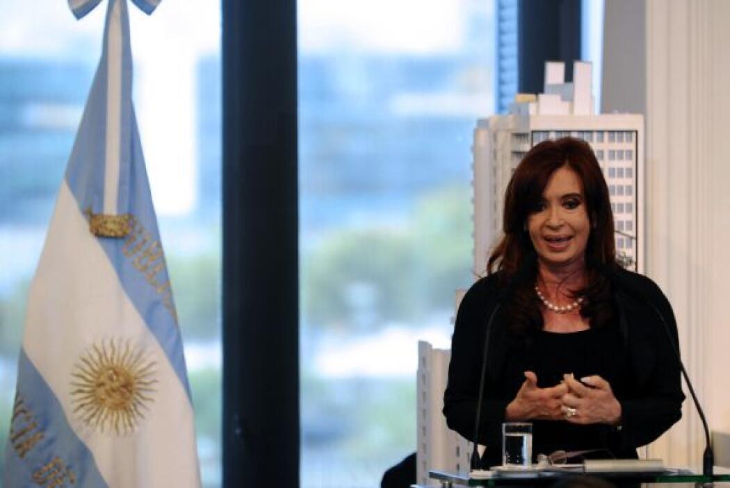 ARGENTINA VS. YPF- Este 16 de abril la presidente argentina Cristina Fer...
