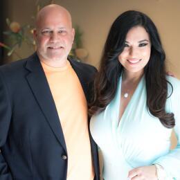 Max Aub y Estefanía Iglesias  - KTNQ 1020AM - Los Angeles