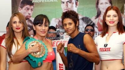 'Rusita' Rivas lista para defender título gallo ante Da SIlva (Foto: Zan...