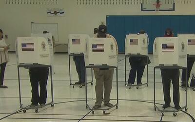 Desde este 30 de mayo comienza el periodo de votación temprana para la e...
