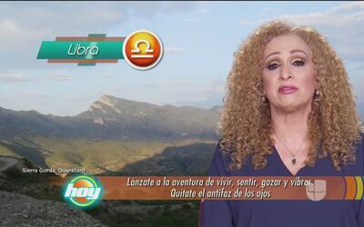 Mizada Libra 23 de mayo de 2017
