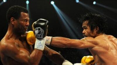 Manny Pacquiao vs Sahen Mosley ha recadudado menos dinero del que se esp...