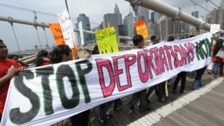 El tema de inmigración en Arizona se ha visto opacado por los problemas...