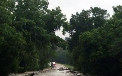 Condados Bastrop y Travis están siendo impactados por desbordamientos de...