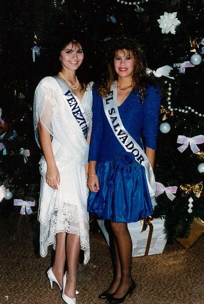 Tuvo el honor de viajar a Japón para el certamen Miss Flower Quee...