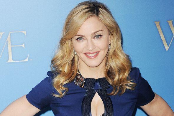 Madonna es otra de las celebridades que se mantiene muy bien.