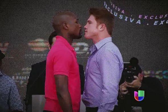 Esta pelea es una de las más esperadas del año y se llevará a cabo el pr...