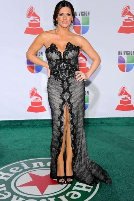 Bárbara Bermudo: Esta bella puertorriqueña es una de las conductoras y p...